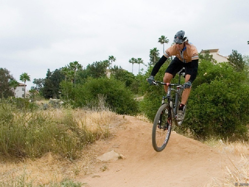 San Dieguito River Park Mountain Bike Patrol