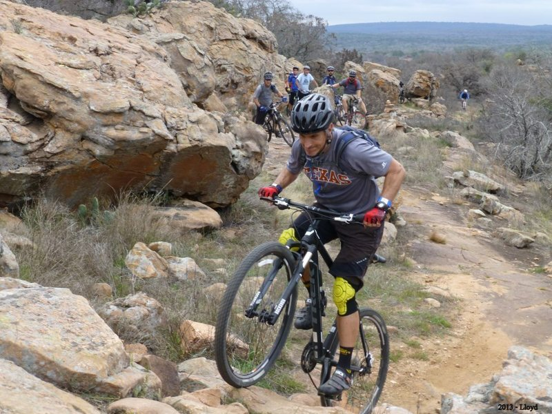 Austin Ridge Riders Meetup Ride