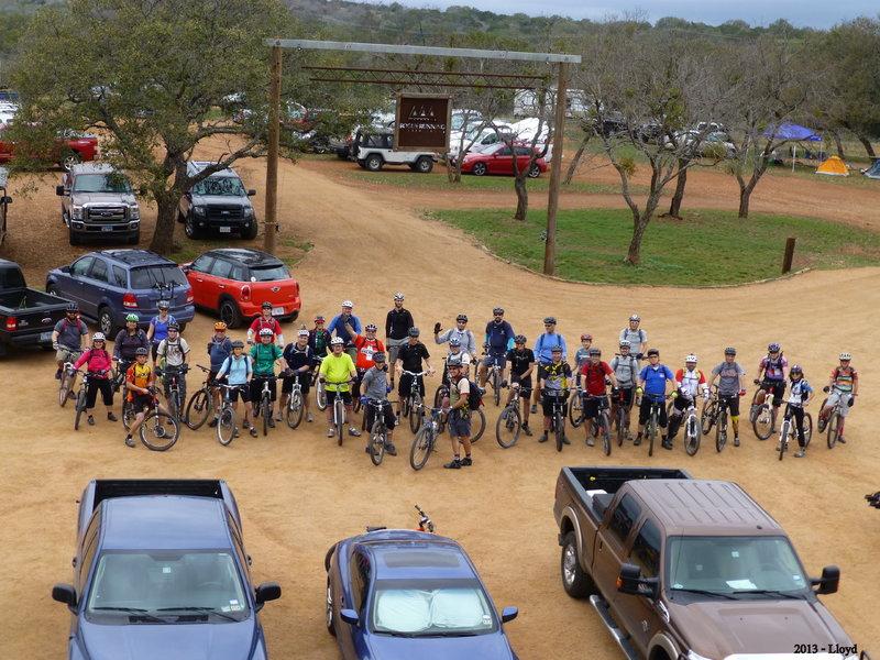 ARR Group Ride Lot Shot