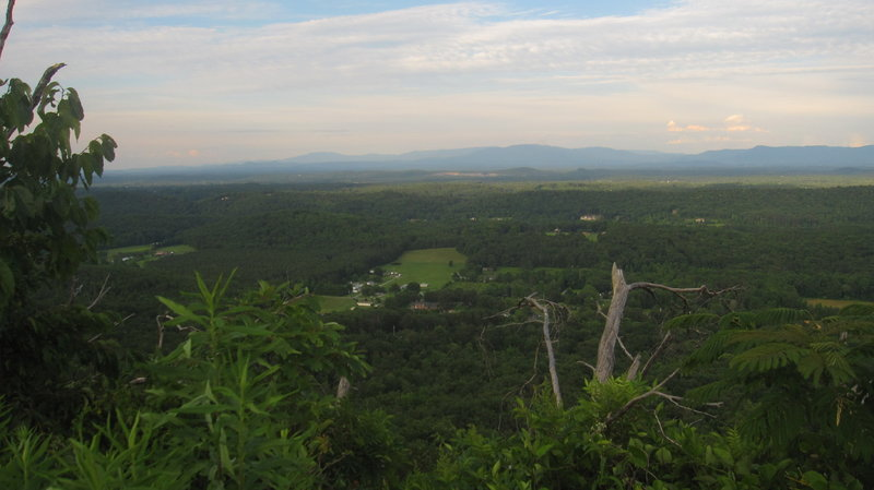 View of Fort Mountain