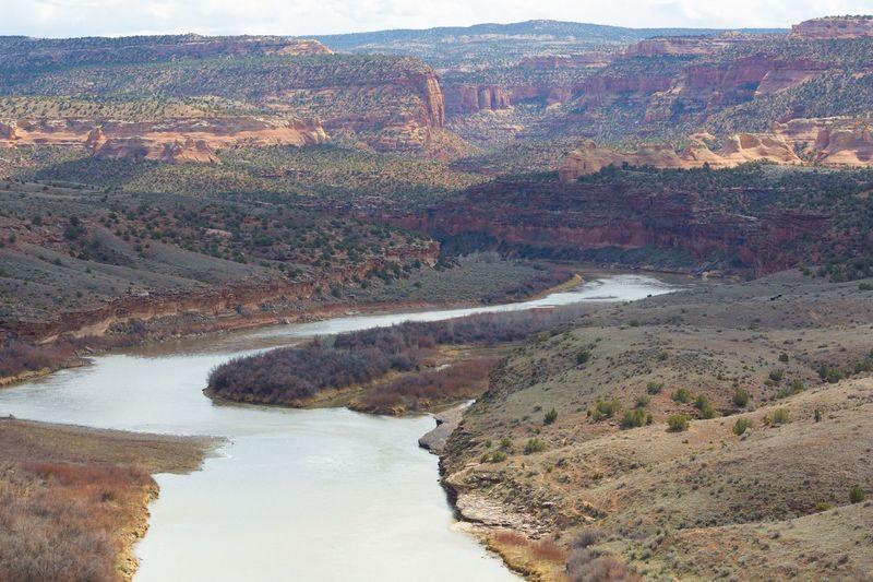 Classic Colorado River scenery on Steve's Loop
