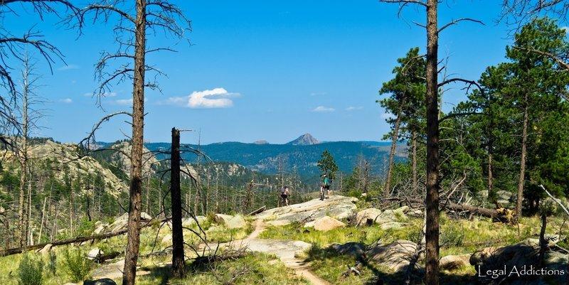 Homestead trails' Granite Slab Riding
