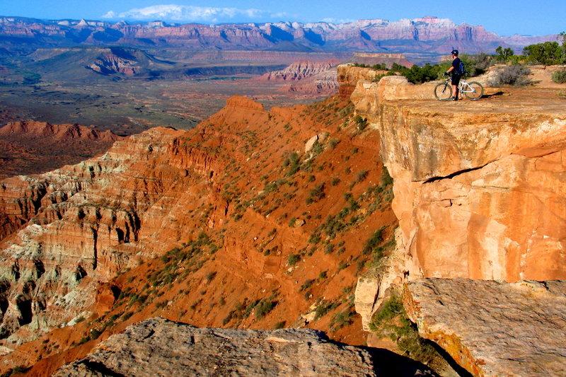 b43639db26f4 Gooseberry Mesa - The Big Loop Mountain Bike Trail