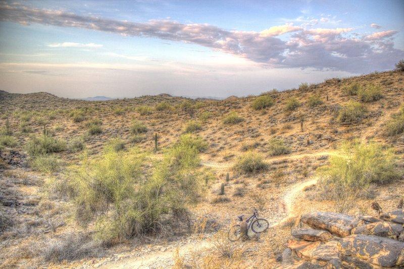 Lower Corona de Loma Trail