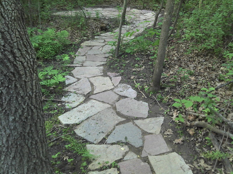 MORC and Three Rivers volunteers did a great job designing and building this trail to be fast and flow.