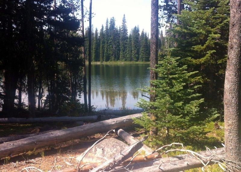 Lemish Lake