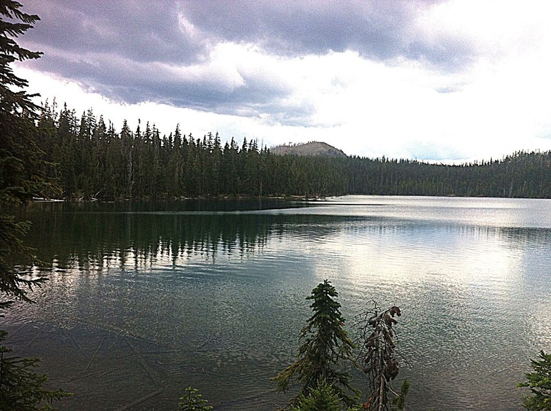 Another view of Charlton Lake