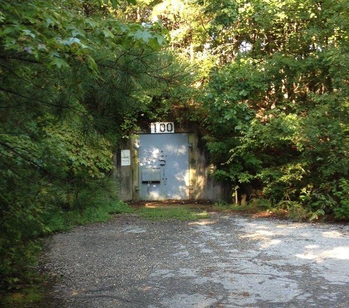 Old TNT Bunker