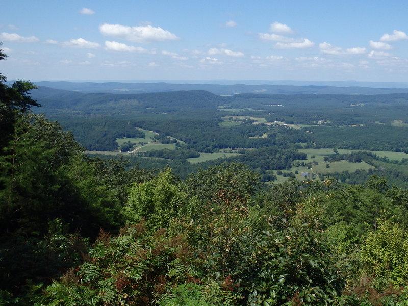 Johns Mountain Overlook