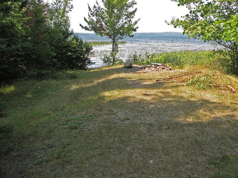 Butternut Lake view