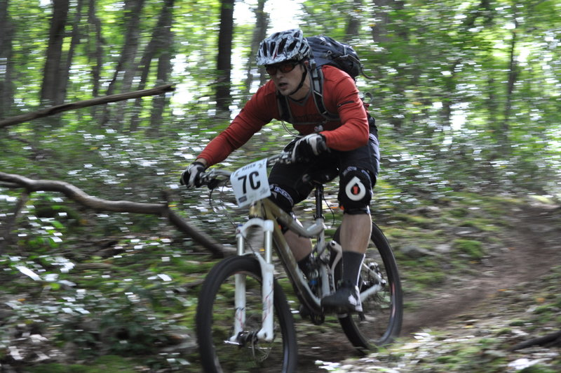 The Raven MTB Enduro Race, 2013
