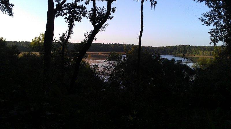 Upper Lake Lafayette