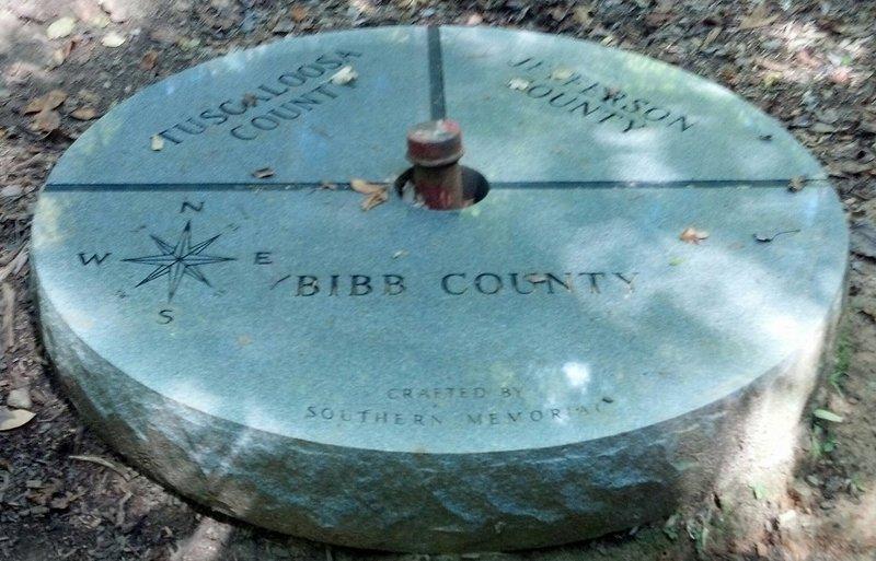 Tri-County Marker.