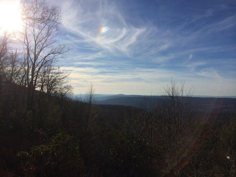 Bear Gap View
