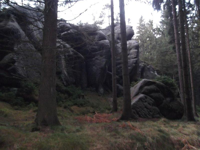 Biggger rocks