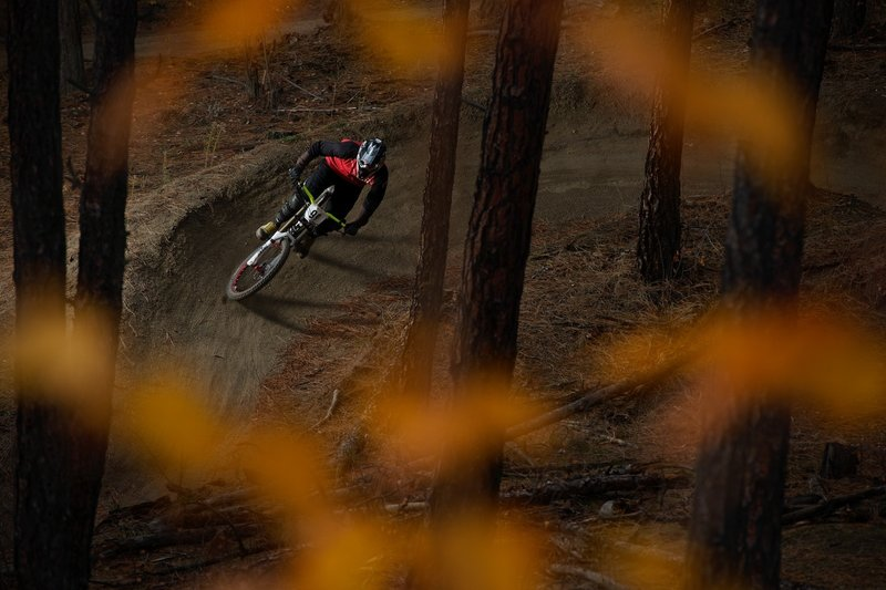 A little autumn photo session with Anthony after the All Gravity Race in 2013.