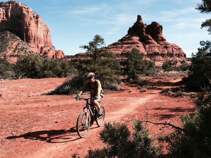 A scenic cruise on the Coconino Trail