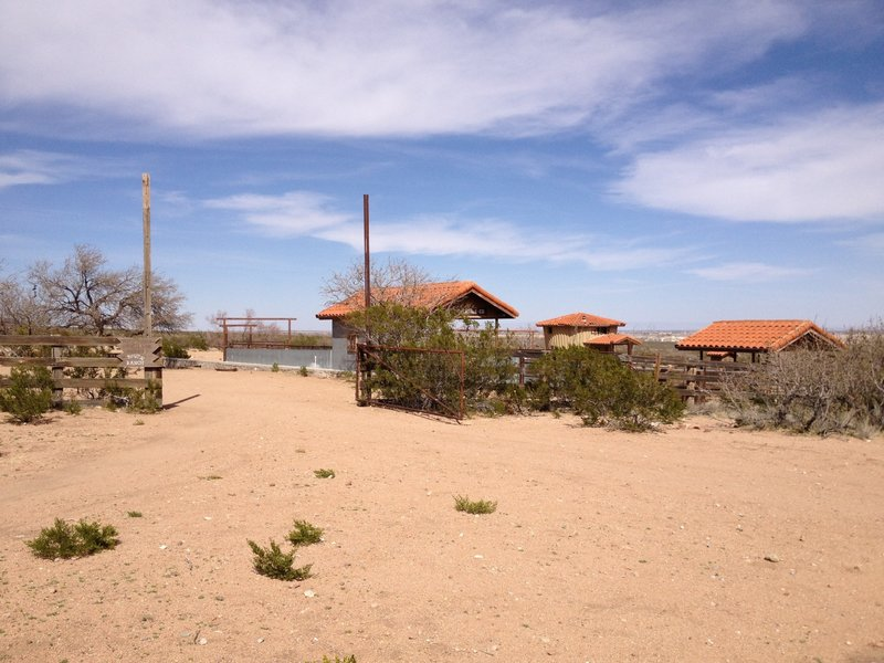 Bowen Ranch Round House