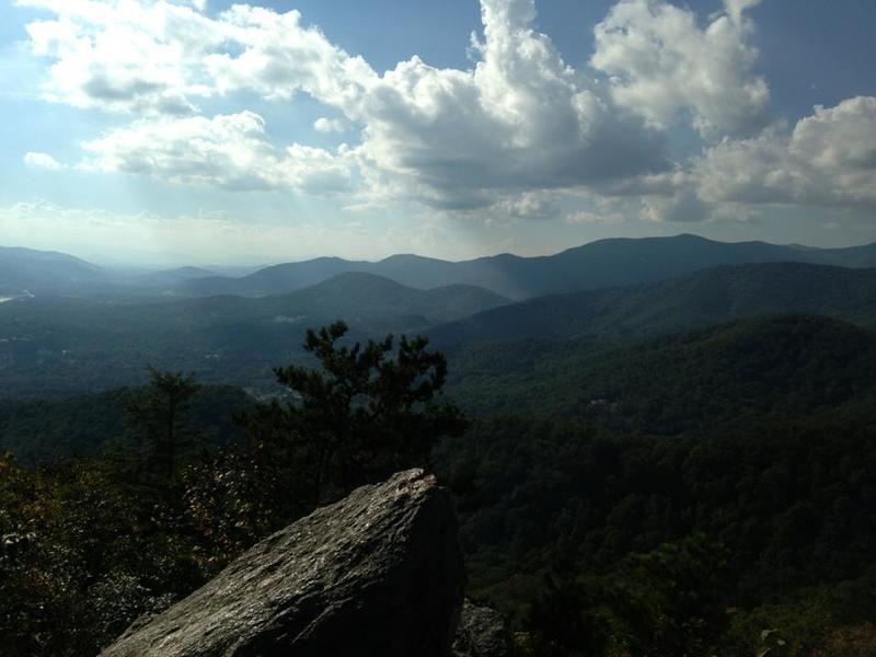 Rattlesnake Mountain summit
