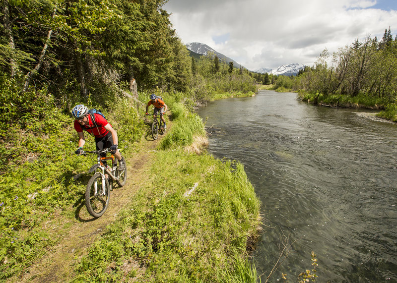 Rolling along the Russian River
