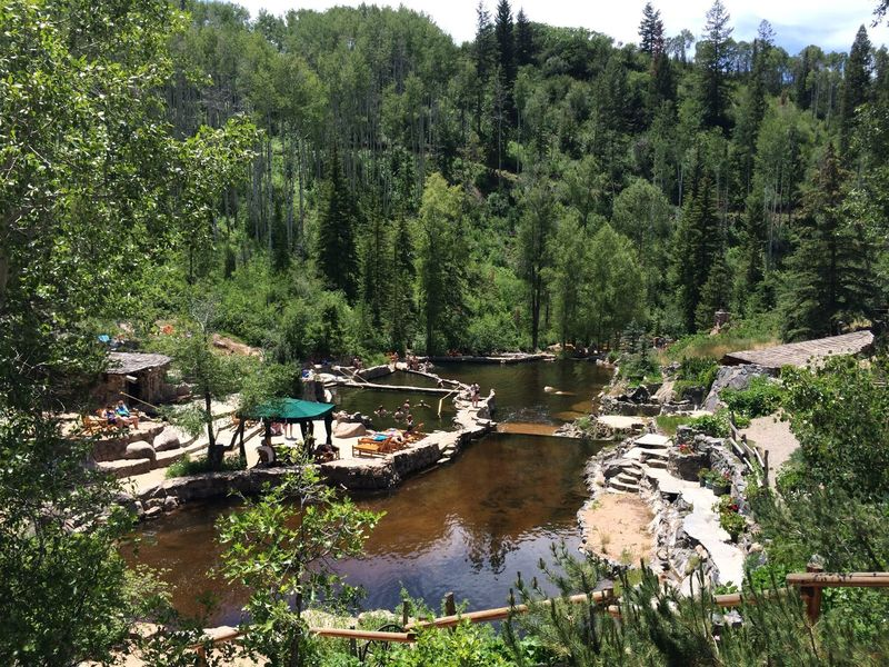 Strawberry Hot Springs