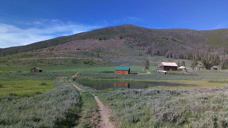 Soda Creek Trail - Back Ranch, Keystone