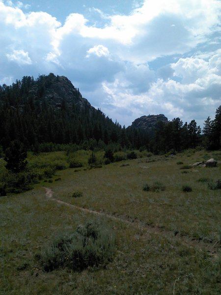 Some of the great vies along the trail