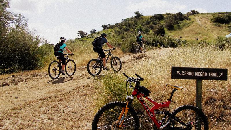 Cerro Negro Trail.