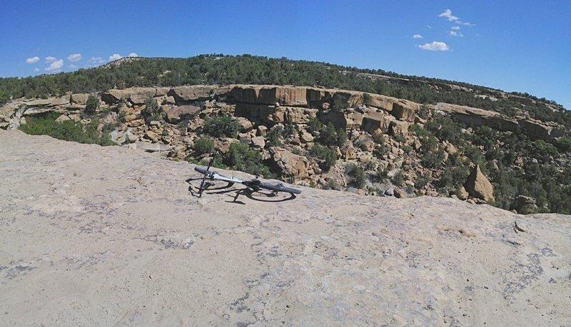 John Brown Canyon overlook
