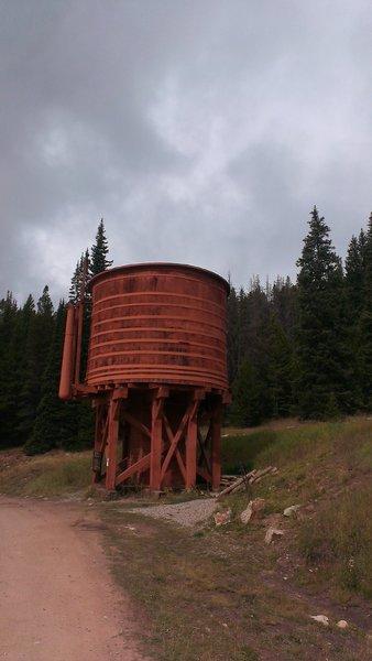 Baker's Tank