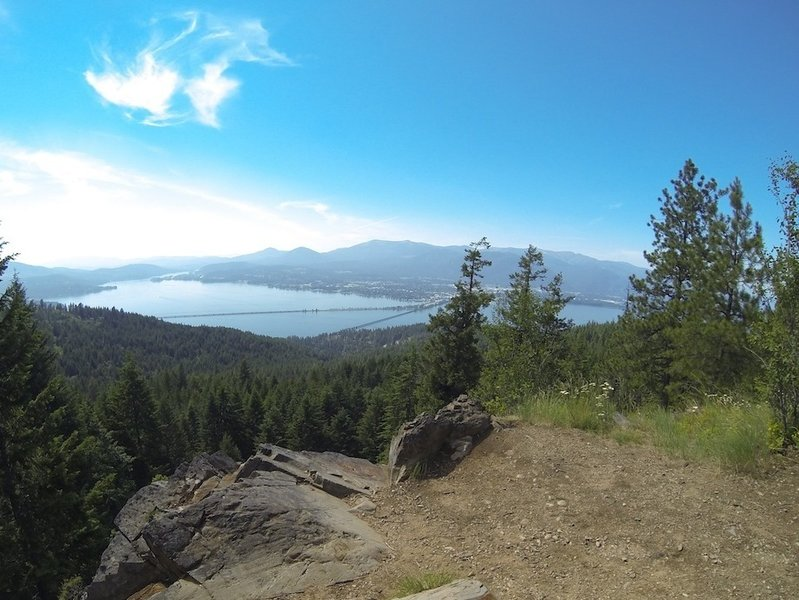 Pend Oreille Lake & River;  City of Sandpoint;