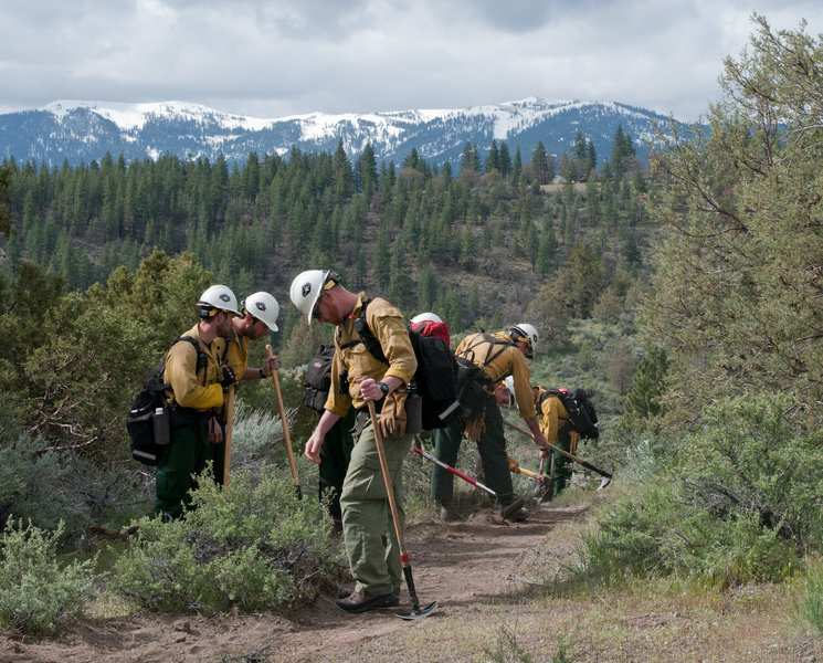 The best trail crew in the world!