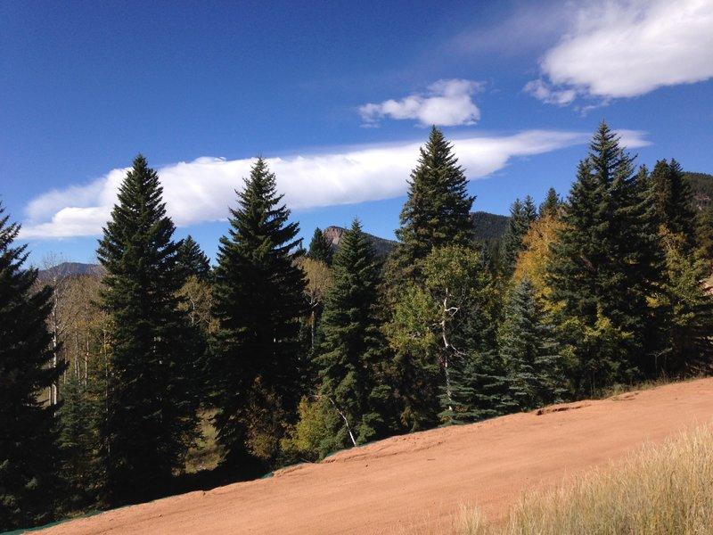 Lion's Head (9,450') as seen from Staunton Ranch Trail