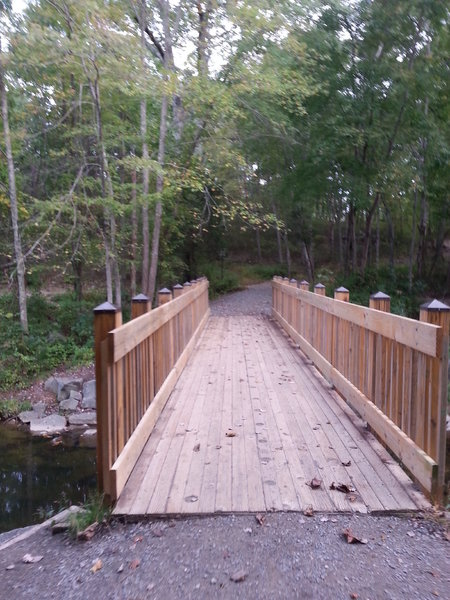 Lake Fairfax Bridge