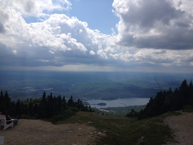 Montreal 2014 - on 360 Trail
