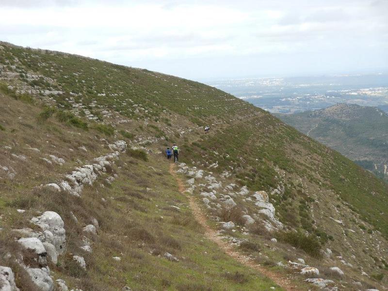 Costa de Alvados- Sopa de Pedra