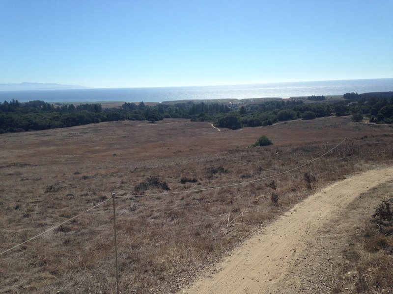 Coming Down to Santa Cruz in Wilder