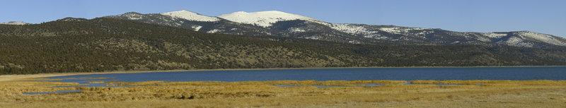Beautiful Eagle Lake