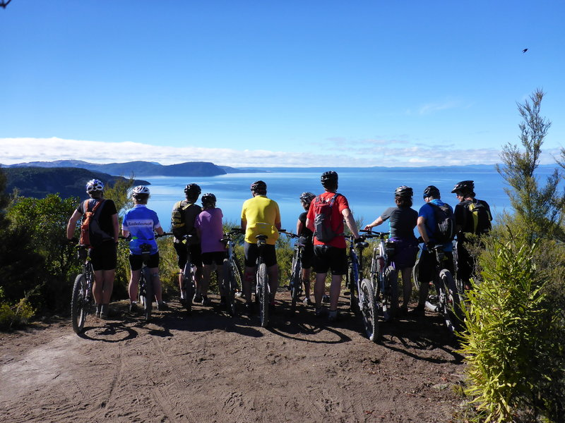 Waihora Section, Great Lake Trail