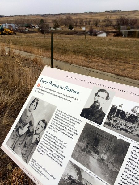 Take a moment to learn the history of Rock Creek Farm, now preserved by Boulder County open space.
