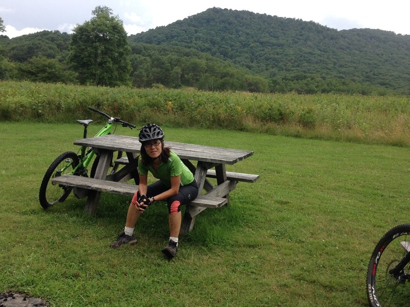 Back Hollow rest area