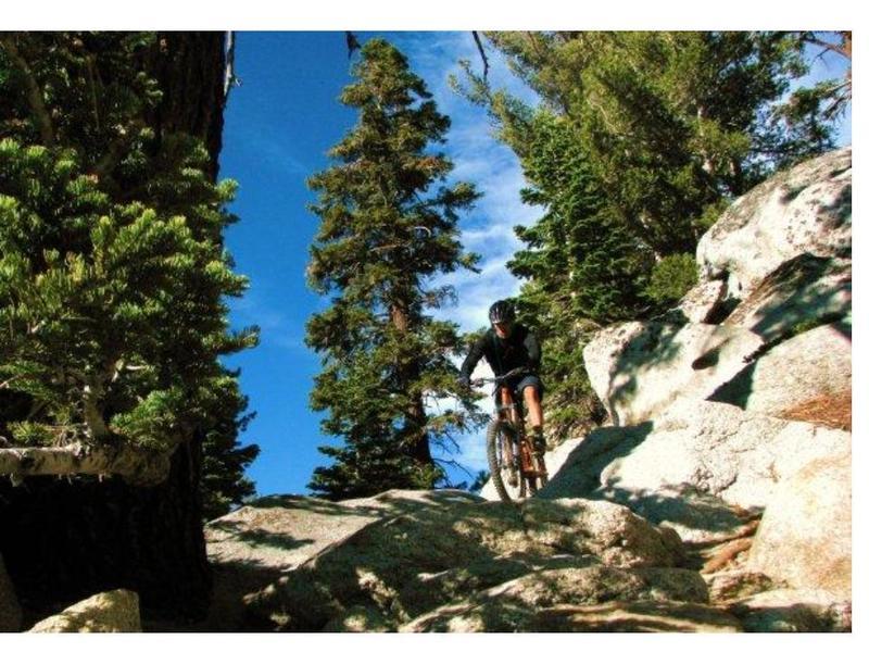 Granite Riding