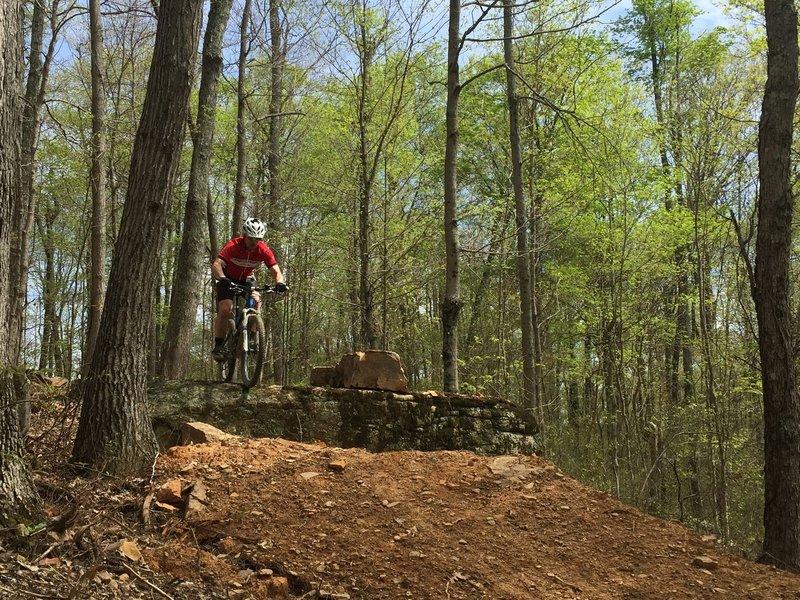 Breeden Ridge Rock Drop