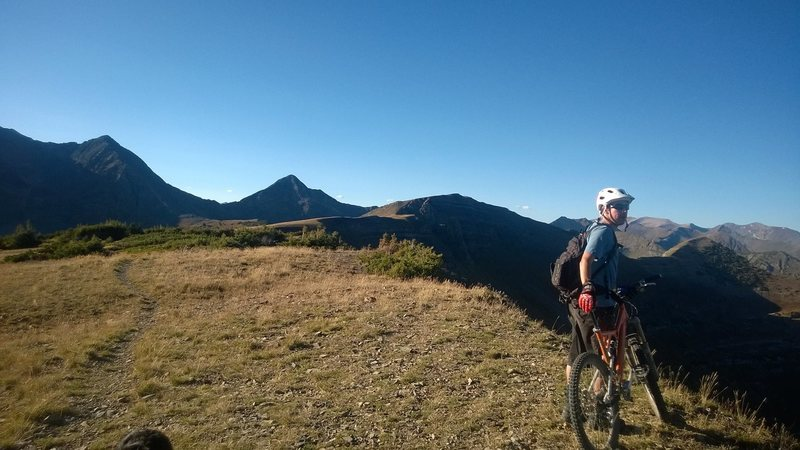 Scarp Ridge Trail views
