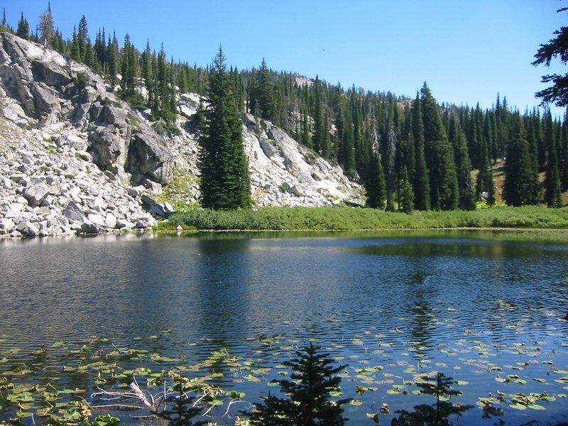 Rapid Lake