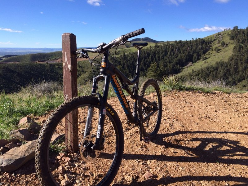 Great front range ride.