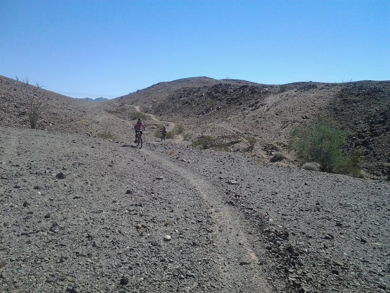 Desert cross country