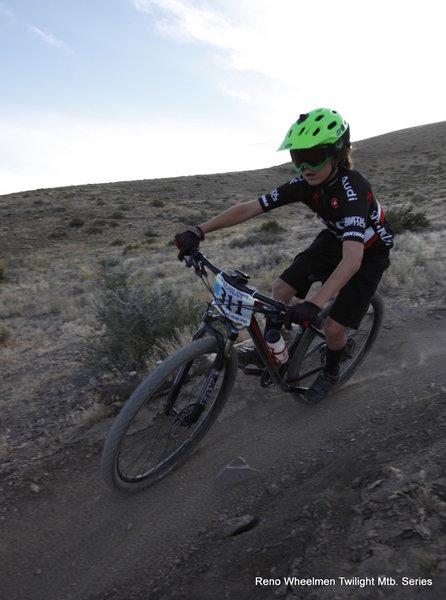 Peavine XC  Riding Reno Tahoe Junior Team