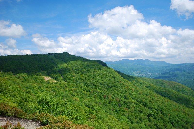 Big-time views on Southern Ridge Trail