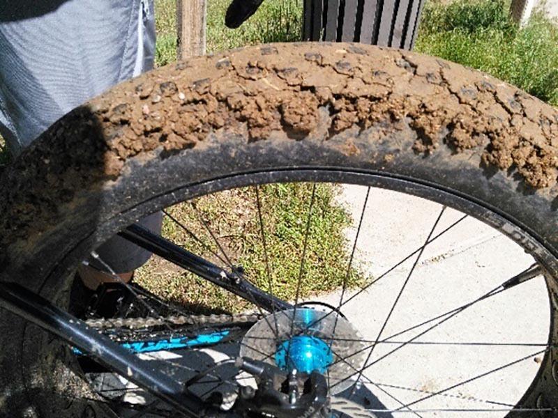 Muddy but fun